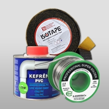 Picture for category Solders - Tapes