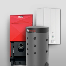 Picture for category High Standard Boilers