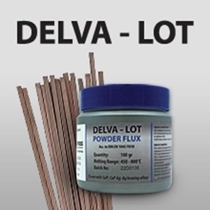 Εικόνα της DELVA-LOT: Χαλκοκόλληση & Aποξειδωτική Σκόνη