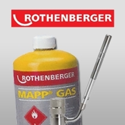Picture of ROTHENBERGER MAPP GAS Bottle