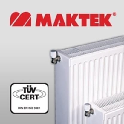 Picture of MAKTEK: Steel Panel Radiators