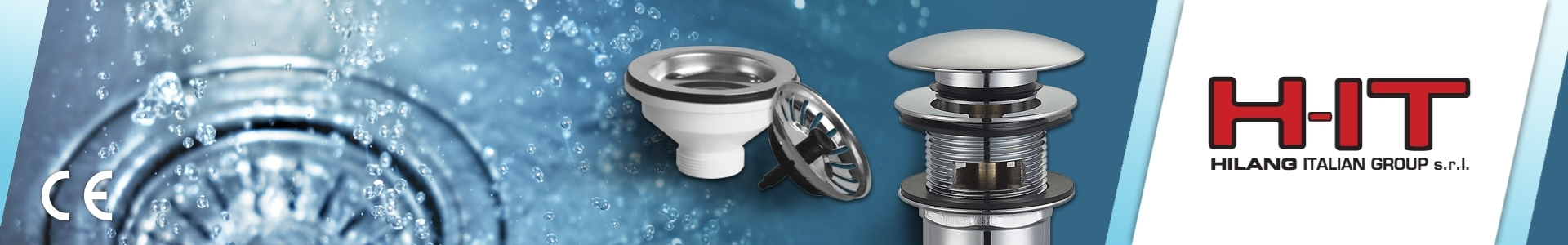 Picture of H-IT Basin and Shower Valves
