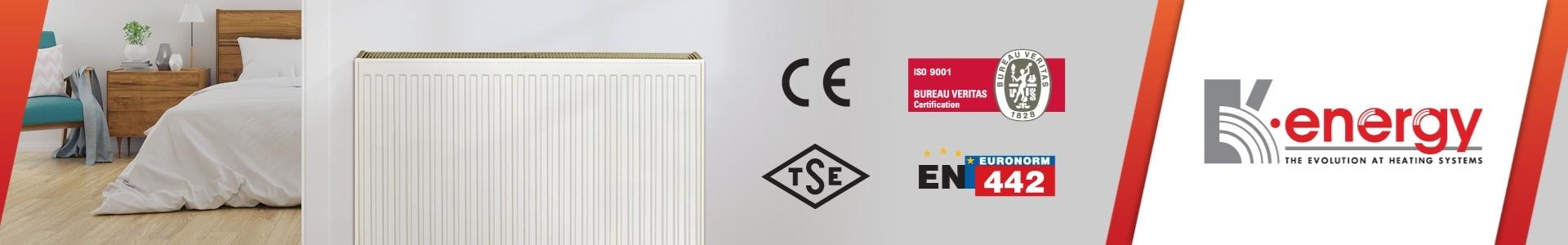Picture of Κ•energy: Steel Panel Radiators