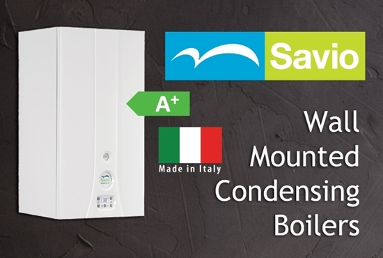 Picture of Savio: Wall-Mounted Condensing Boilers